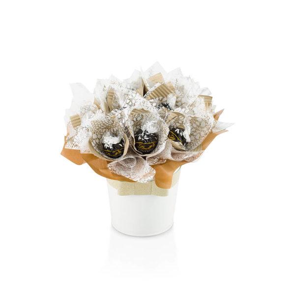 słodki bukiet kwiaciarnia internetiwa Forget Flowers 12