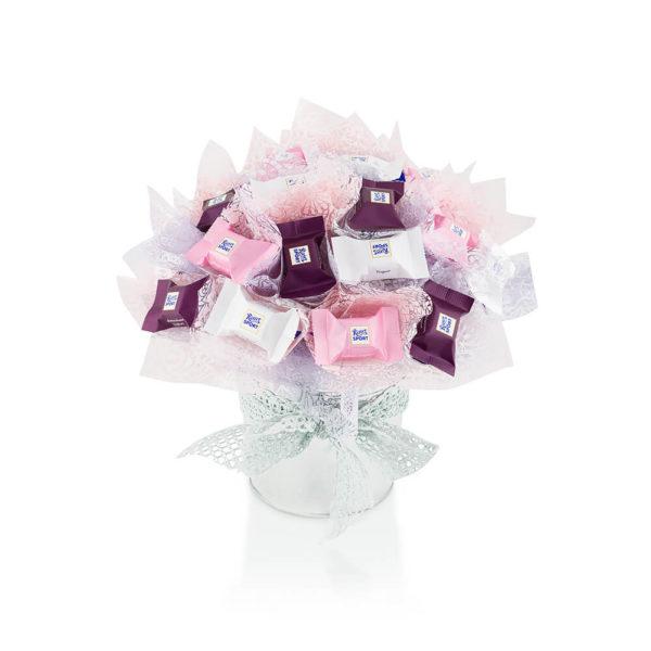 słodki bukiet kwiaciarnia internetiwa Forget Flowers 13