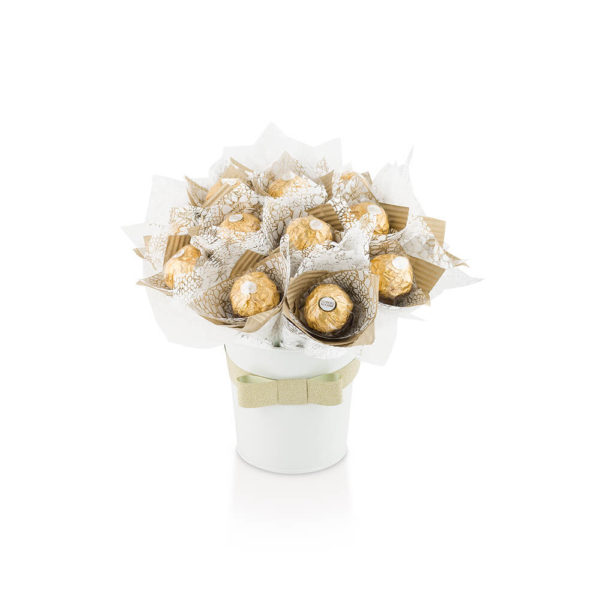 słodki bukiet kwiaciarnia internetiwa Forget Flowers 14