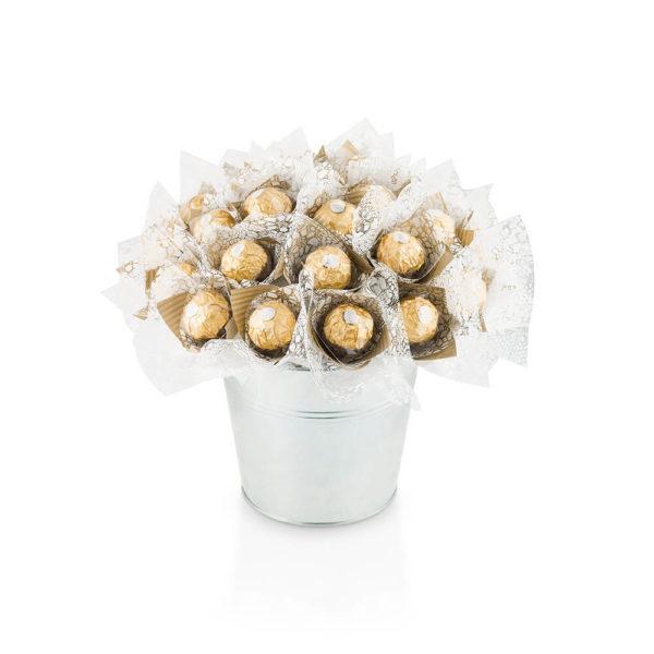 słodki bukiet kwiaciarnia internetiwa Forget Flowers 16