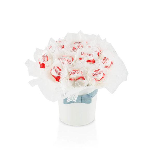 słodki bukiet kwiaciarnia internetiwa Forget Flowers 17