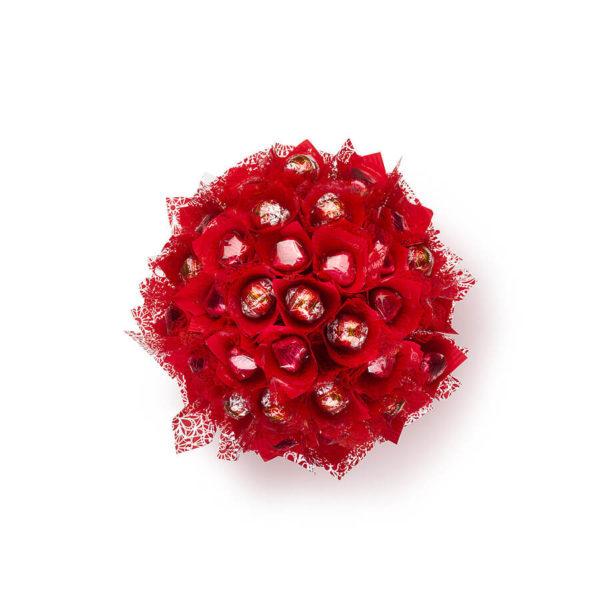 słodki bukiet kwiaciarnia internetiwa Forget Flowers 19.1