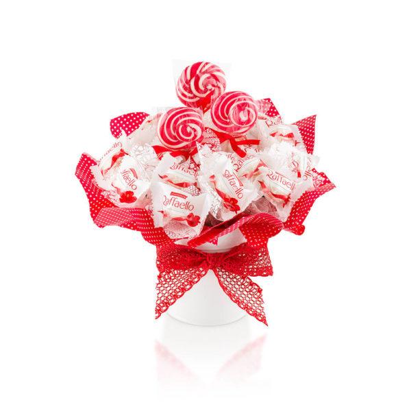 słodki bukiet kwiaciarnia internetiwa Forget Flowers 21