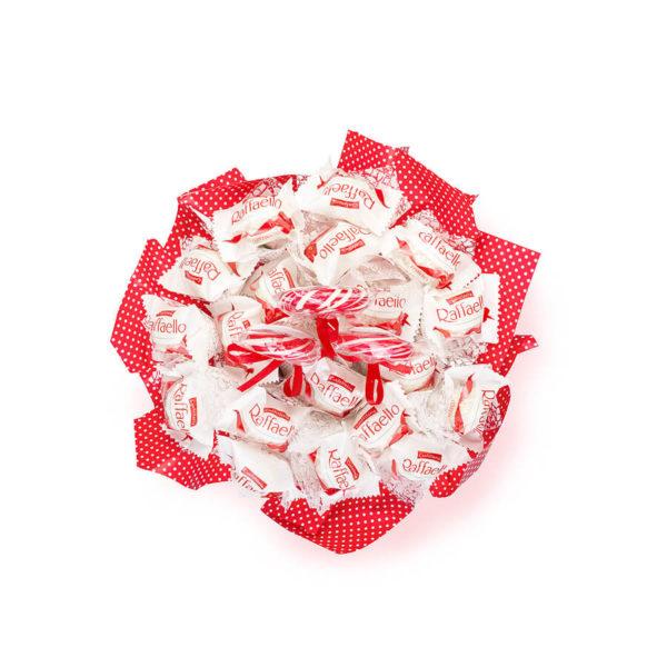słodki bukiet kwiaciarnia internetiwa Forget Flowers 21.1