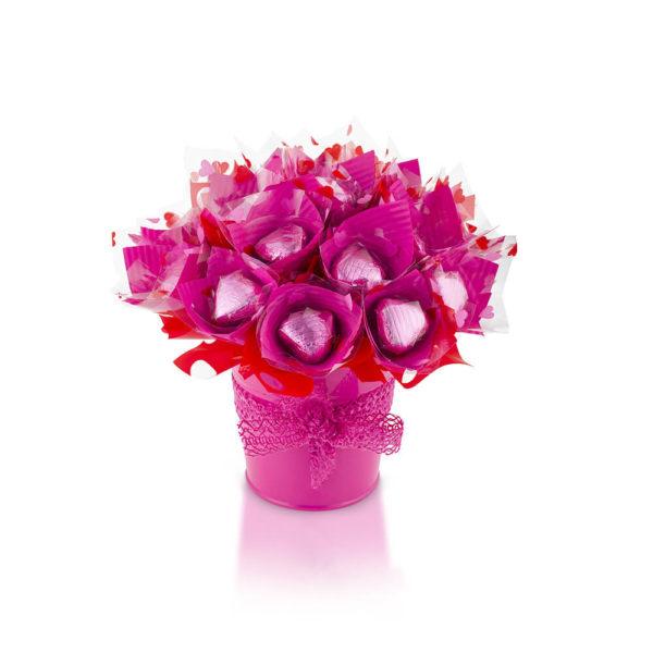 słodki bukiet kwiaciarnia internetiwa Forget Flowers 4