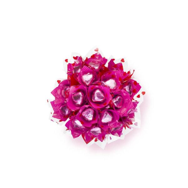 słodki bukiet kwiaciarnia internetiwa Forget Flowers 4.1