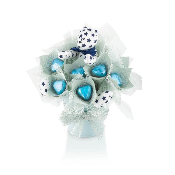 słodki bukiet kwiaciarnia internetiwa Forget Flowers 5