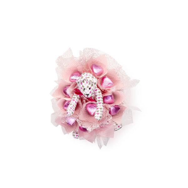słodki bukiet kwiaciarnia internetiwa Forget Flowers 6.1