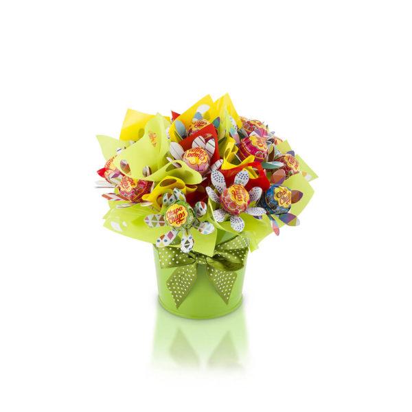 słodki bukiet kwiaciarnia internetiwa Forget Flowers 7