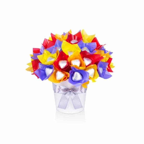 slodki bukiet kwiaciarnia internetowa Forget Flowers 30